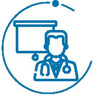 HNP educación médica
